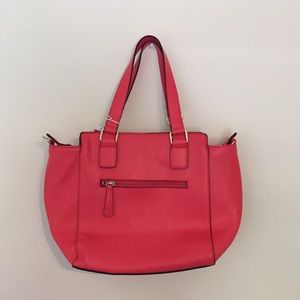 Bags - NWT Bright Coral Purse