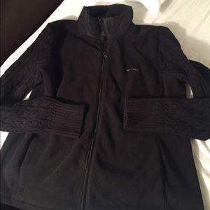 Lauren Ralph Lauren Jackets & Blazers - Lauren Ralph Lauren Fleece Sweater Sleeves!