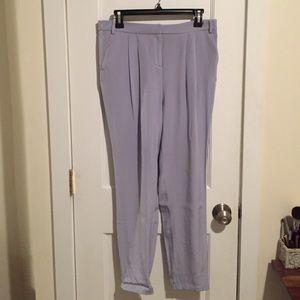 Tibi silk jogger trousers