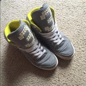 Adidas 3 original logo sneakers
