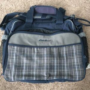 eddie bauer diaper bag on poshmark. Black Bedroom Furniture Sets. Home Design Ideas