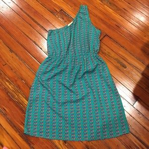Everly Dresses & Skirts - One Shoulder Dress *only worn one time*