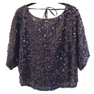 Ark & Co Tops - NWT Sequin Top by Ark & Co.
