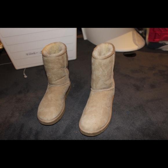 nude ugg boots