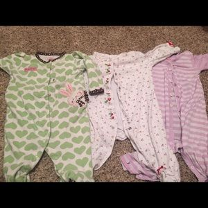 Infant Girl Pajamas