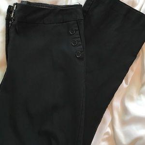 Soho Apparel Pants - SOHO Button Work Pants