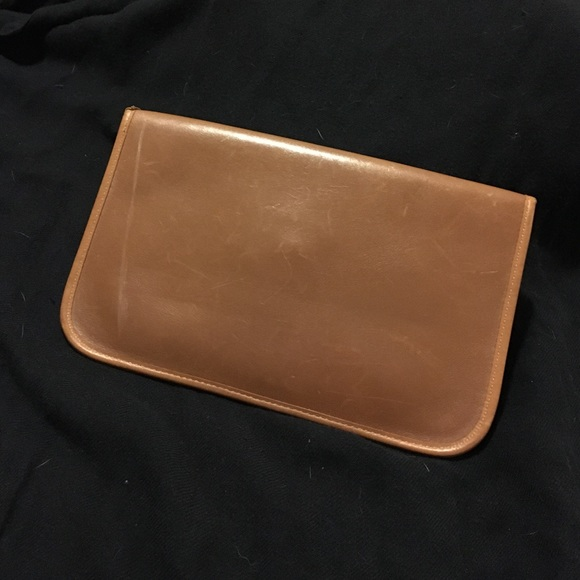 84% off Michael Green Handbags - Michael Green Vintage Leather ...