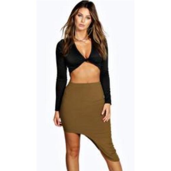 c791602528 Boohoo Skirts | Skirt | Poshmark
