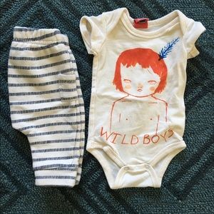 Rock Your Baby Other - Baby  boy clothes