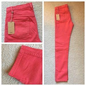APC Denim - A.P.C Jeans in Amazing Raspberry Red