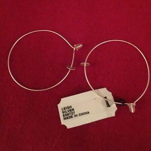 Towne & Reese Jewelry - Hoop earrings