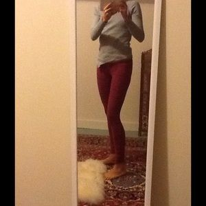 c8cdf68d9ed8b4 Om Gaia Tree Pants - OmGaiaTree Ruched Pink Full-length Madhu Leggings