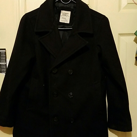 Old Navy - Boy's traditional pea coat from Tanya's closet on Poshmark