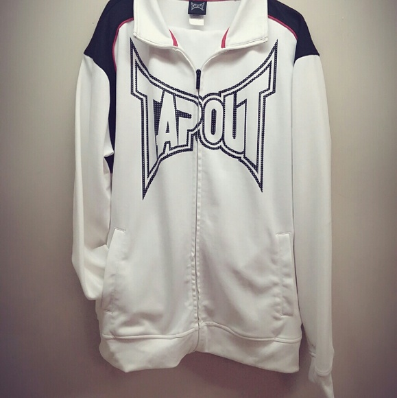 MMA Tapout unisex track outfit