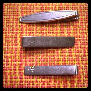 Other - Lot of 4 Vintage Tie Clips