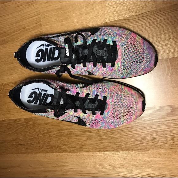 Nike Flyknit Racer Multicolor - 3.0