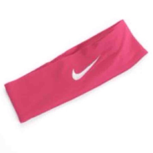 New Nike Fury Headband Hot Pink 16a7a7aadad