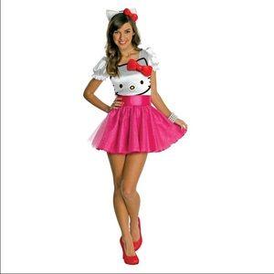 3/$25 Hello Kitty Dress Costume