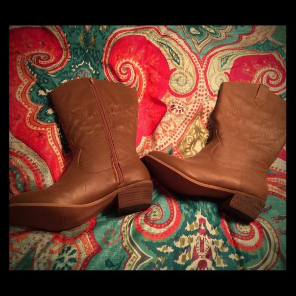 e351fa7267d Wide calf-wide width cowboy boots