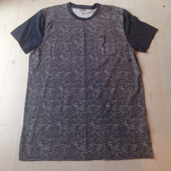 e0659fc9 Hollister Shirts | New Colorblock Tee Tshirt Medium | Poshmark