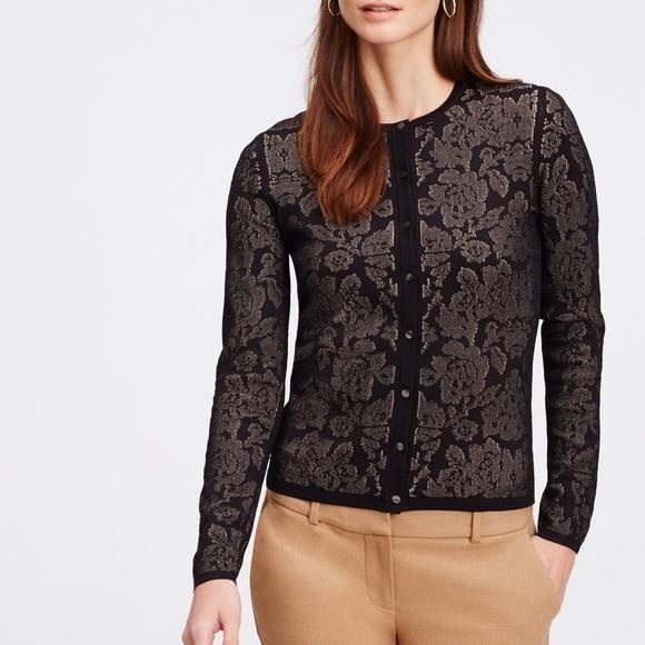 85% off Ann Taylor Sweaters - ❗️CLEARANCE❗️Ann Taylor floral ...