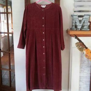 J. Jill Dresses & Skirts - J. Jill corduroy dress