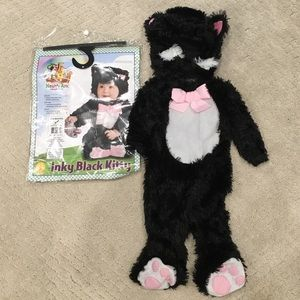 Noahs Ark Collection  Other - 🎉HP🎉Black Kitty costume size 0-6 months
