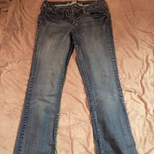 Flare mudd jeans size 7