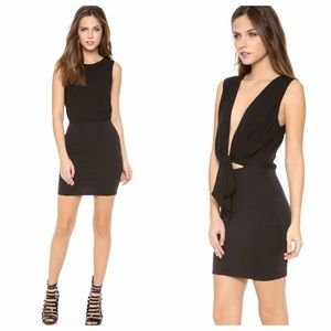 •Bec and Bridge reversible little black dress sz4•