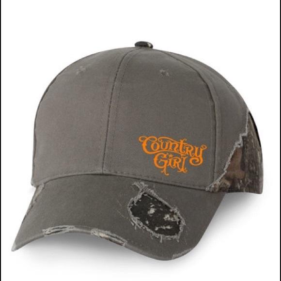 Country Girl Baseball Cap 90c4357c564