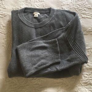 J. Crew factory sweater.
