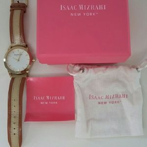 Isaac Mizrahi Accessories - ISAAC MIZRAHI two tone watch