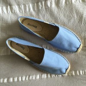 Soludos Shoes - Soludos Espadrilles, Sky Blue