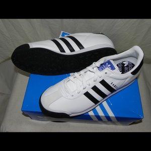 Le Adidas Samoa Cuoio Lea Cuoio Samoa Nwt Poshmark 4bcbd4