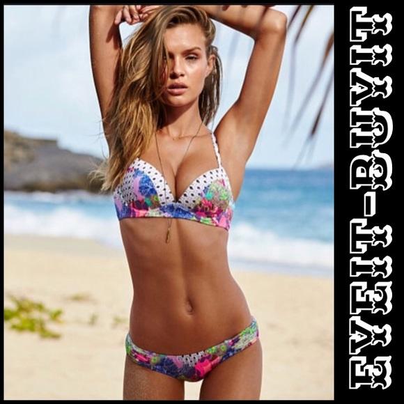 faaa51c1970e7 Victoria's Secret Angel Convertible Top & Bottom NWT