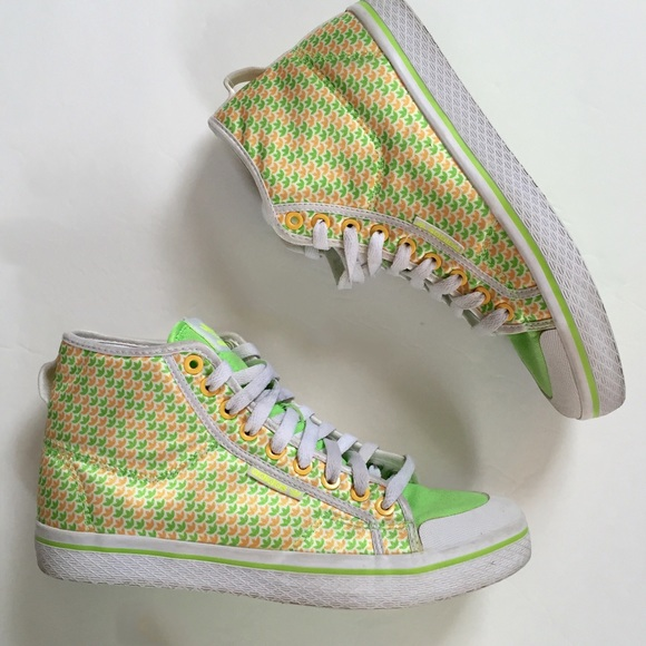 best sneakers a6a83 fe2f7 Adidas 3 Streifen The Brand High Top Sneakers