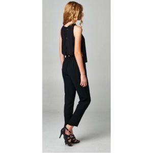 Pants - Open Back Jumpsuit