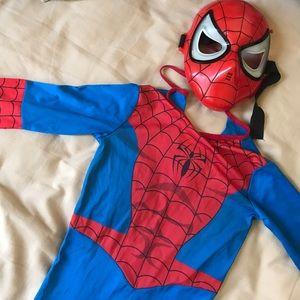 Other - Kids Spider-Man costume