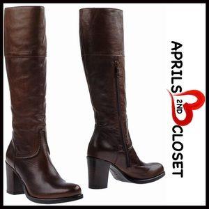 Alberto Fermani Shoes - ❗️1-HOUR SALE❗️ALBERTO FERMANI Leather Boots