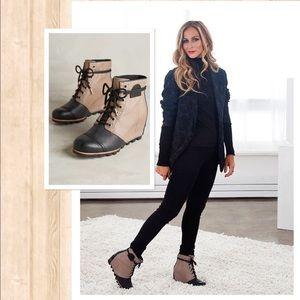 Sorel Womens 964 Premium Wedge Boot