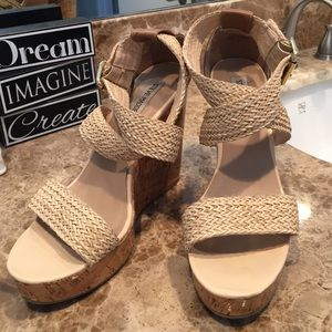 Steve Madden Shoes - Braided Wedges