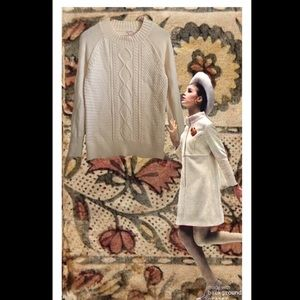 💥FINAL. CLEARANCE💥NWT! Merona Beige Sweater.