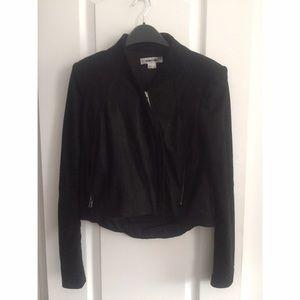 Helmut Lang Suede Leather Jacket