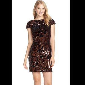 Vince Camuto Dresses & Skirts - VINCE CAMUTO velvet sequin dress