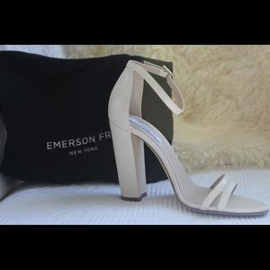 Emerson Fry Shoes - Emerson Fry Heeled Sandals