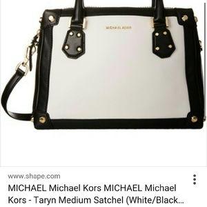 MICHAEL Michael Kors Taryn Medium Satchel