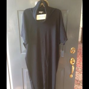 Emerson Fry Dresses & Skirts - Emerson Fry Funnel Neck Cocoon Dress