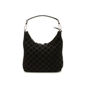 """Gucci Handbags - 100% authentic Gucci signature """"GG"""" Canvas hobo"""
