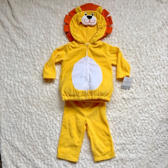Toddler Lion Halloween Costume  sc 1 st  Poshmark : carters lion costume  - Germanpascual.Com