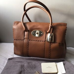 dab8b4a37d ... norway mulberry cookie bayswater oak bnwt sold 6c510 188df spain  mulberry leather limited edition ...